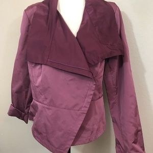 NWT Lafayette 148 blazer Cordovan / Blazer $598